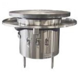 Mongolian BBQ Grills