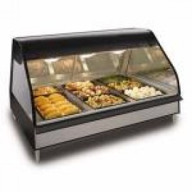 Heated Display Cases