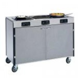 Mobile Cooking Carts