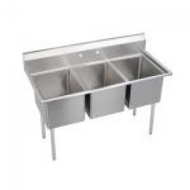 Three Compartment Sinks