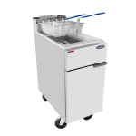 Atosa ATFS-50 CookRite Fryer, gas, floor model, 50 lb. capacity